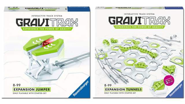 Yet More Gravitrax Expansions, Box Images Ravensburger
