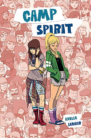 Camp Spirit, Image IDW Publishing