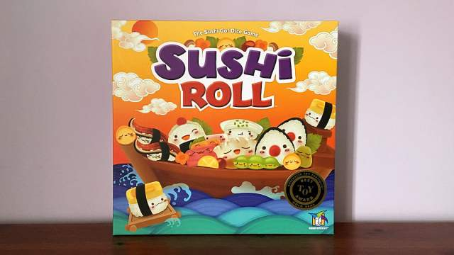 Sushi Roll, Image Sophie Brown