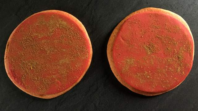 Martian Dust Cookies, Image Sophie Brown