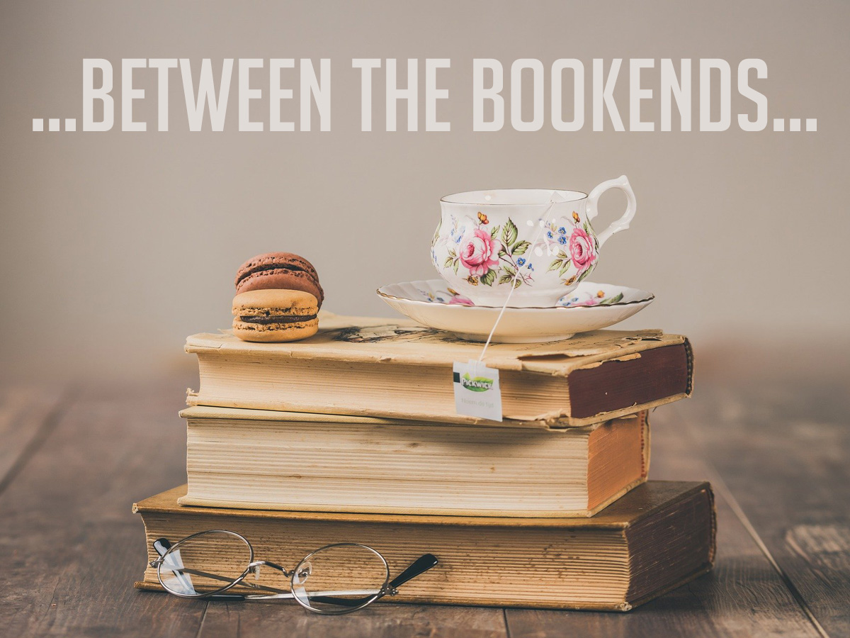 Between the Bookends, Image by Ylanite Koppens from Pixabay