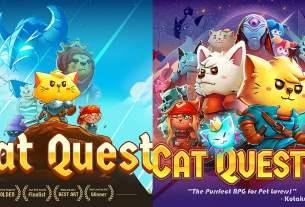 Cat Quest Series, Images The Gentlebros