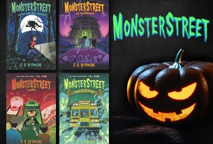 MonsterStreet, Cover Images Katherine Tegen Books, Image by Yuri_B from Pixabay