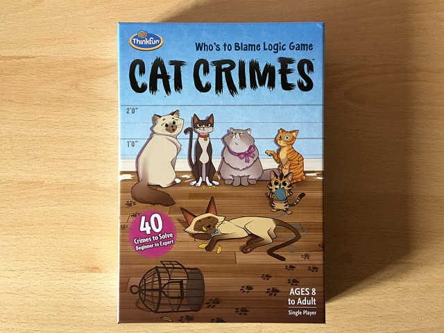 Cat Crimes, Image Sophie Brown