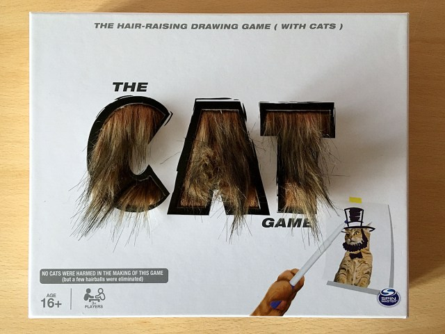 The Cat Game, Image Sophie Brown