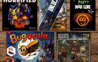 GeekMom Halloween Games, Image Sophie Brown