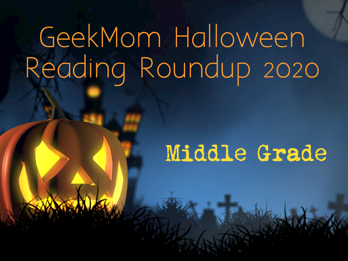 Halloween Reading Roundup, Middle Grade, Image by 3D Animation Production Company from Pixabay