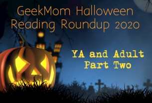 Halloween Reading Roundup, YA and Adult Part Two, Image by 3D Animation Production Company from Pixabay