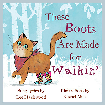 These Boots Are Made for Walkin', Image Akashic Books