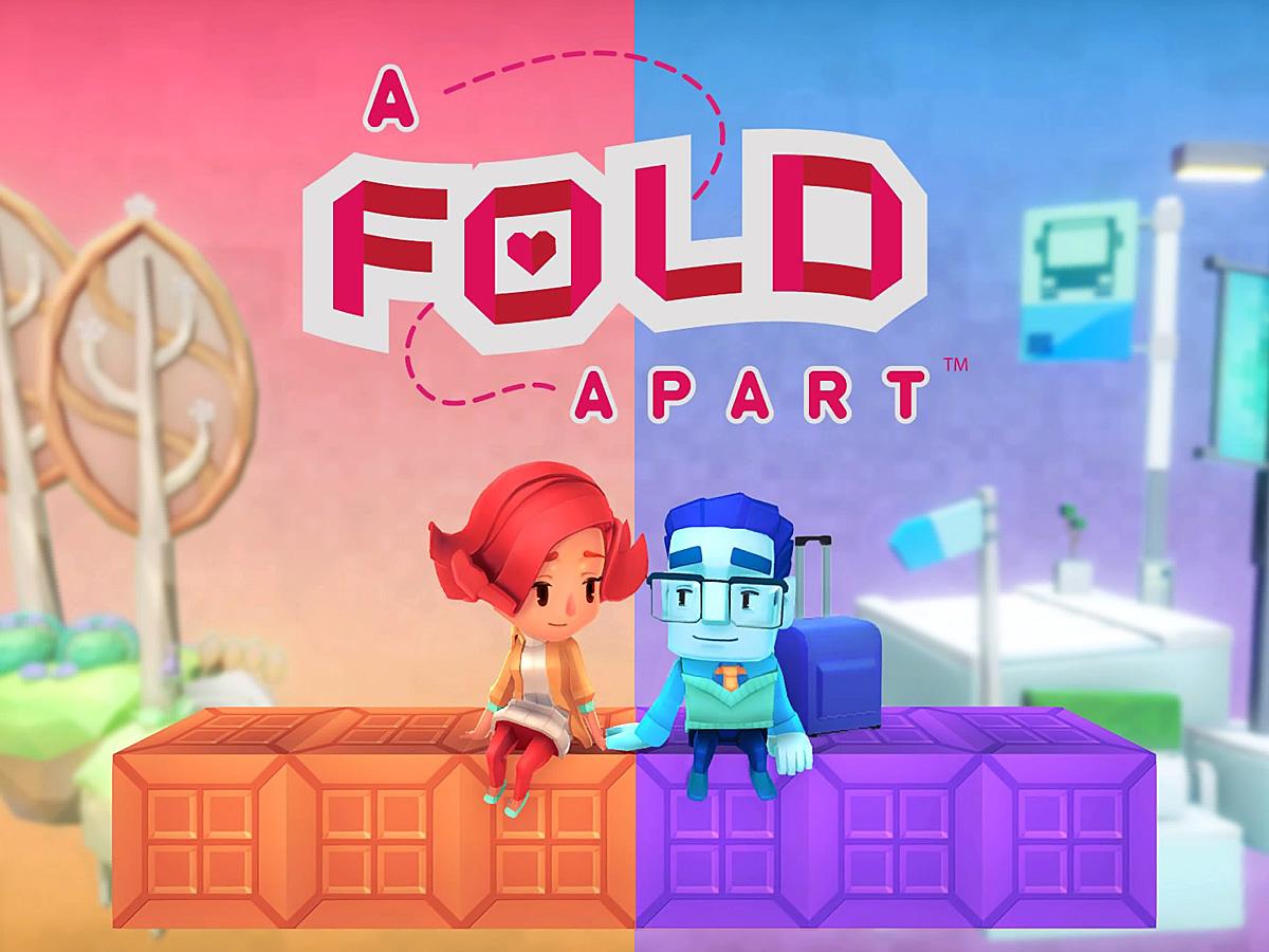 A Fold Apart, Image Lightning Rod Games