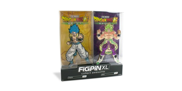 XL Gogeta-Broly FigPinS (2PK) \ Image: Funimation