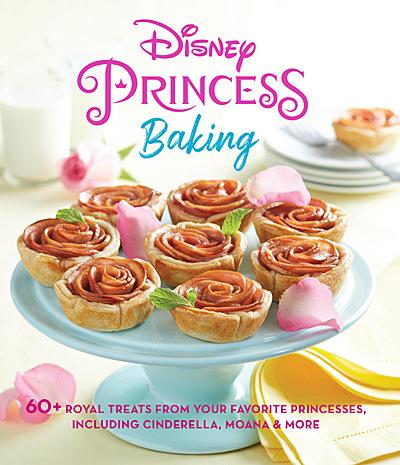 Disney Princess Baking, Image Insight Editions