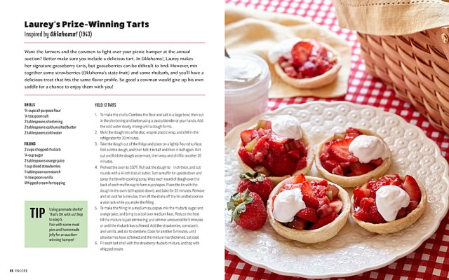 Laurey's Prize-Winning Tarts, Image Insight Editions