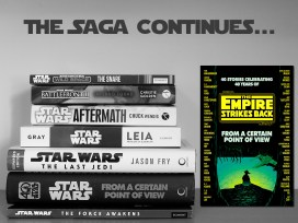 The Saga Continues, From a Certain Point of View, The Empire Strikes Back
