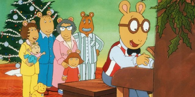 Arthur's Perfect Christmas Holiday Special