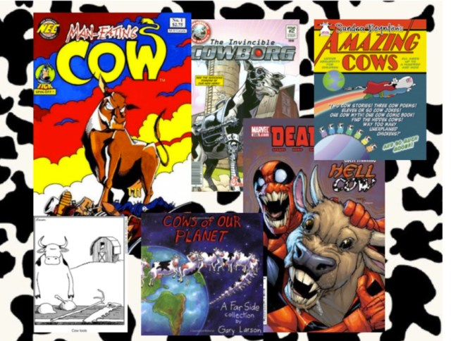 cow comics