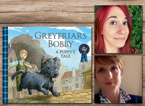 Greyfriar's Bobby Cover Image, Kelpies