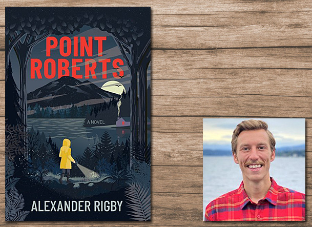 Point Roberts Cover Image, Alden, The Allegory Ridge Press
