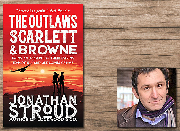 Scarlett and Browne Cover Image, Walker Books