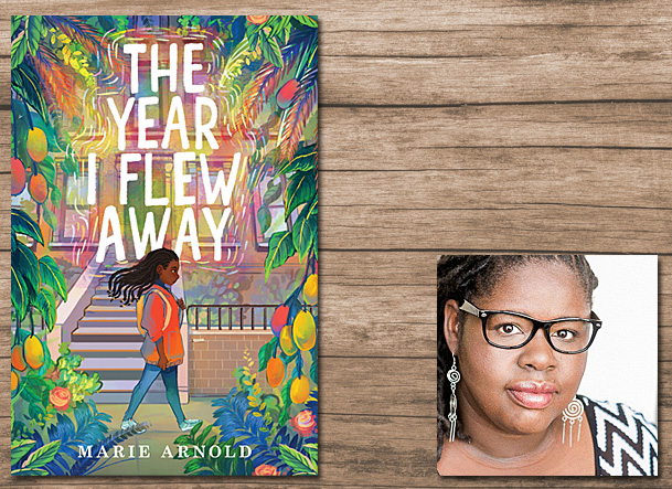 The Year I Flew Away, Cover Image Versify