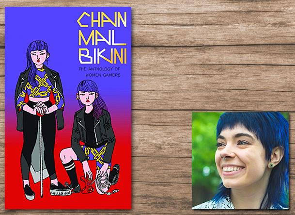 Chainmail Bikini Cover Image, Chainmail Bikini