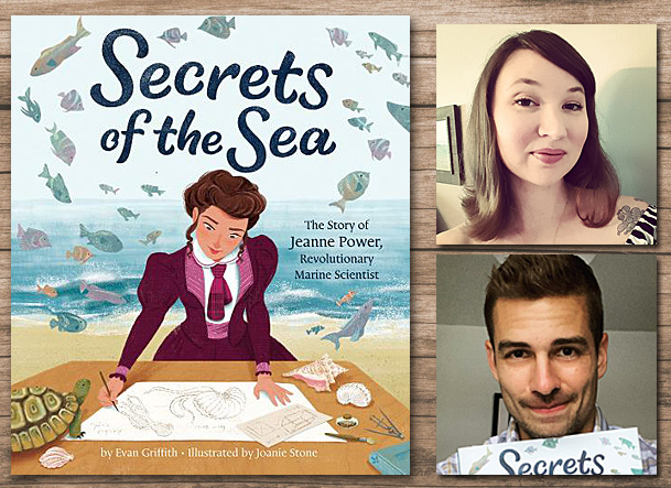 Secrets of the Sea Cover Image, Clarion Books