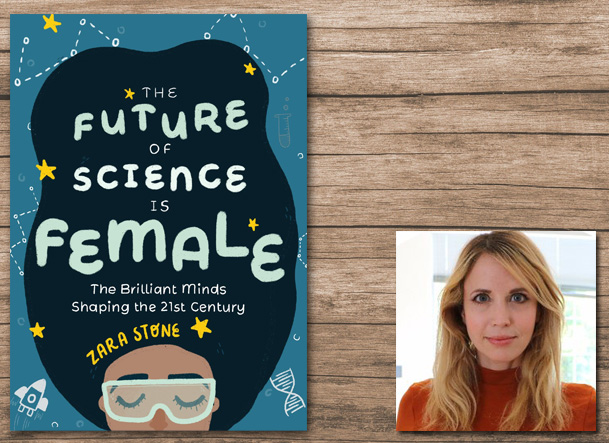 The Future of Science is Female Cover Image, Mango