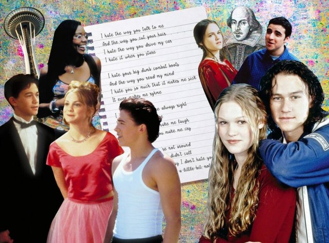 10 Things I Hate About You Sonnet