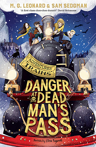 Adventures on Trains: Danger At Dead Man's Pass, Image Pan Macmillan