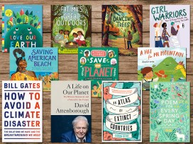 Earth Day Reading List 2021