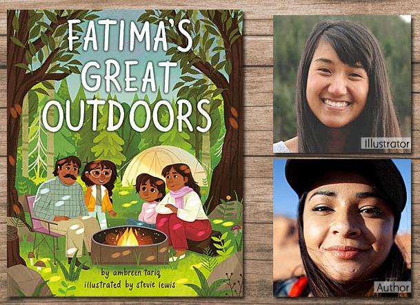 Fatima's Great Outdoors Cover Image, Kokila