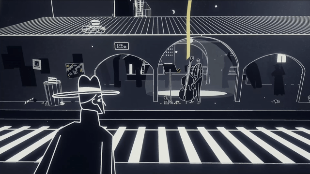 "Play ""Genesis Noir"" for Jazz Day"