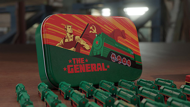 The General, Image The Little Plastic Train Company