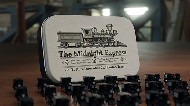 The Midnight Express, Image The Little Plastic Train Company