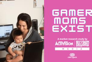 Gamer Moms Exist Activision Blizzard Media