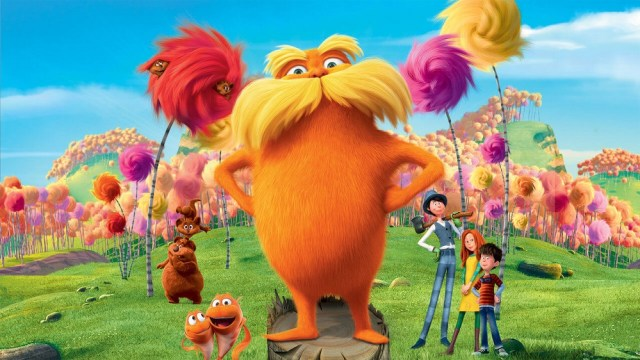 Watch The Lorax for Earth Day