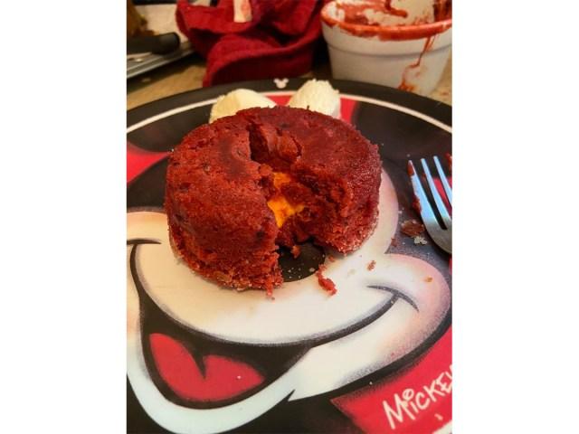 Mustafar Lava Cake \ Image: Dakster Sullivan