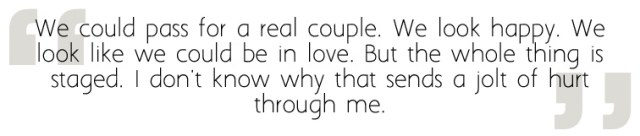 Quote from Hani and Ishu's Guide to Fake Dating