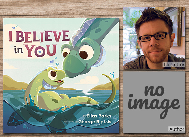 I Believe in You Cover Image, Elias Barks