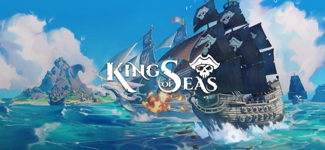 King of Sea, a pirate game
