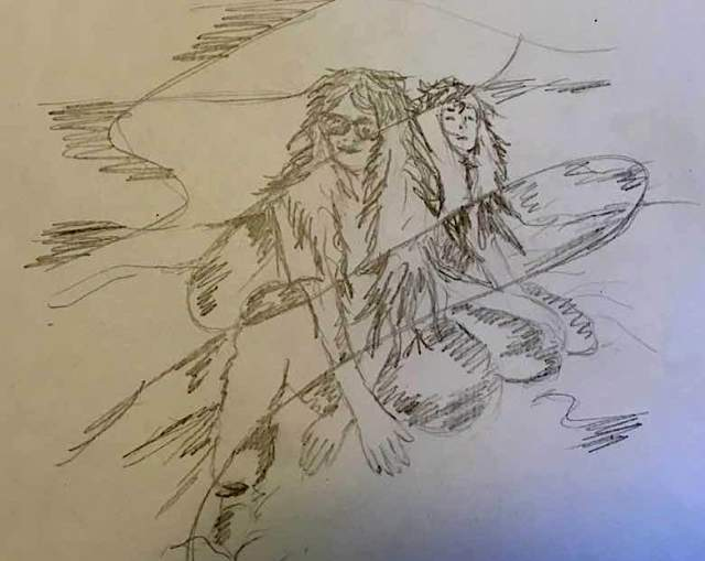 SketchWithLines