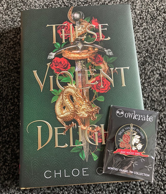 These Violent Delights Items, Image Sophie Brown