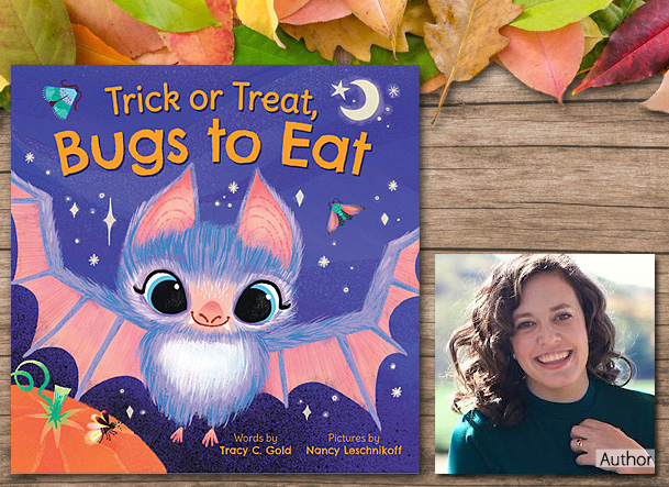 Trick or Treat, Bugs to Eat, Cover Image Sourcebooks