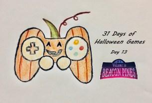 31 Days of Halloween Games