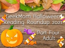 Halloween Reading Roundup Header 2021 Part Four