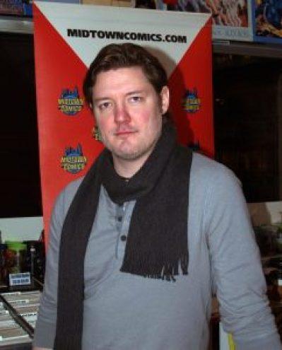 John Cassaday an artist with Marvel Comics