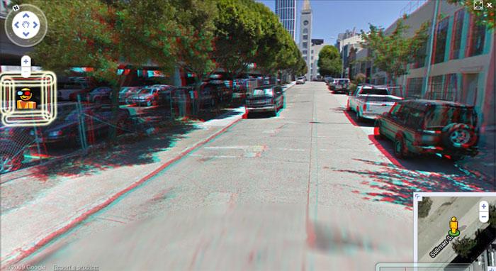 Google Street View 3d Maps