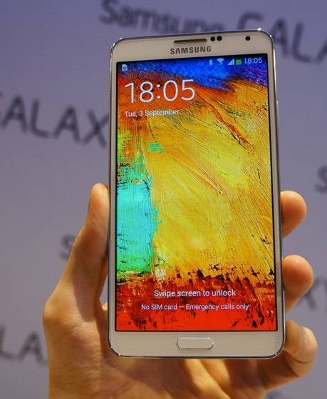Galaxy Note 3 Full Specs, Features