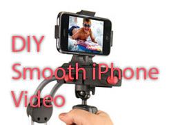 DIY: iPhone Video Stabilization
