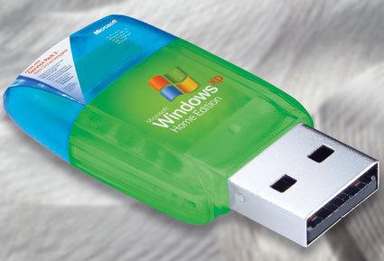 Seven em USB Stick? Vamos esperar para ver.